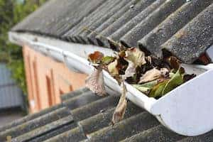 gutter problems for drainage