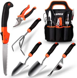 tools for landscaping