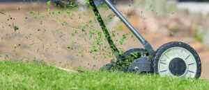Can You Mow the Lawn in the Rain? Complete Guide