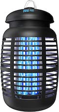bug zapper to get rid of gnats naturally
