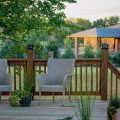 Keep Patio Furniture from Blowing Away